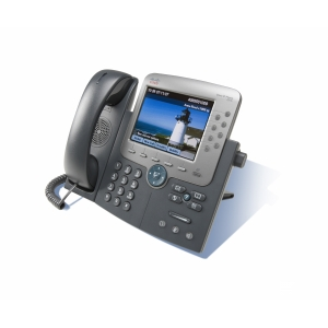CISCO Unified 7975G VoIP telefonas