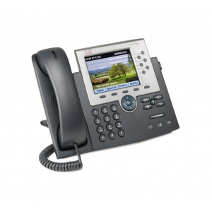 CISCO Unified 7965G VoIP telefonas