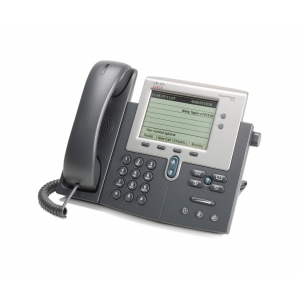 CISCO Unified 7962G VoIP telefonas